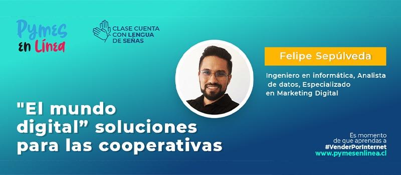 Clase On Line Gratuita para Cooperativas: El Mundo Digital